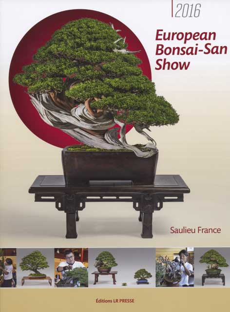 European Bonsai San Show 2016