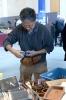 Der Bonsaiarbeitskreis Weserbergland richtete 2017 die BCD Bundesversammlung im Weserbergland Zentrum in Hameln aus. Die [SHOHIN PASSION] 2017 findet diesmal im Rahmen der Bundesversammlung des Bonsai-Club Deutschland in Hameln im Weserbergland Zentrum statt. Fotos: Anke Sundermeier - foto&grafik_55