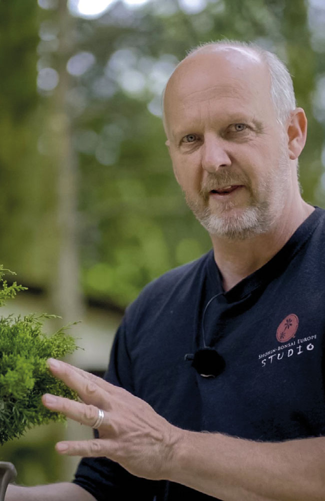 Shohin-Bonsai Online-Kurs Von Bonsai Empire