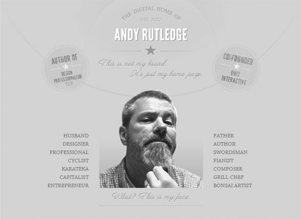 Andy Rutledge